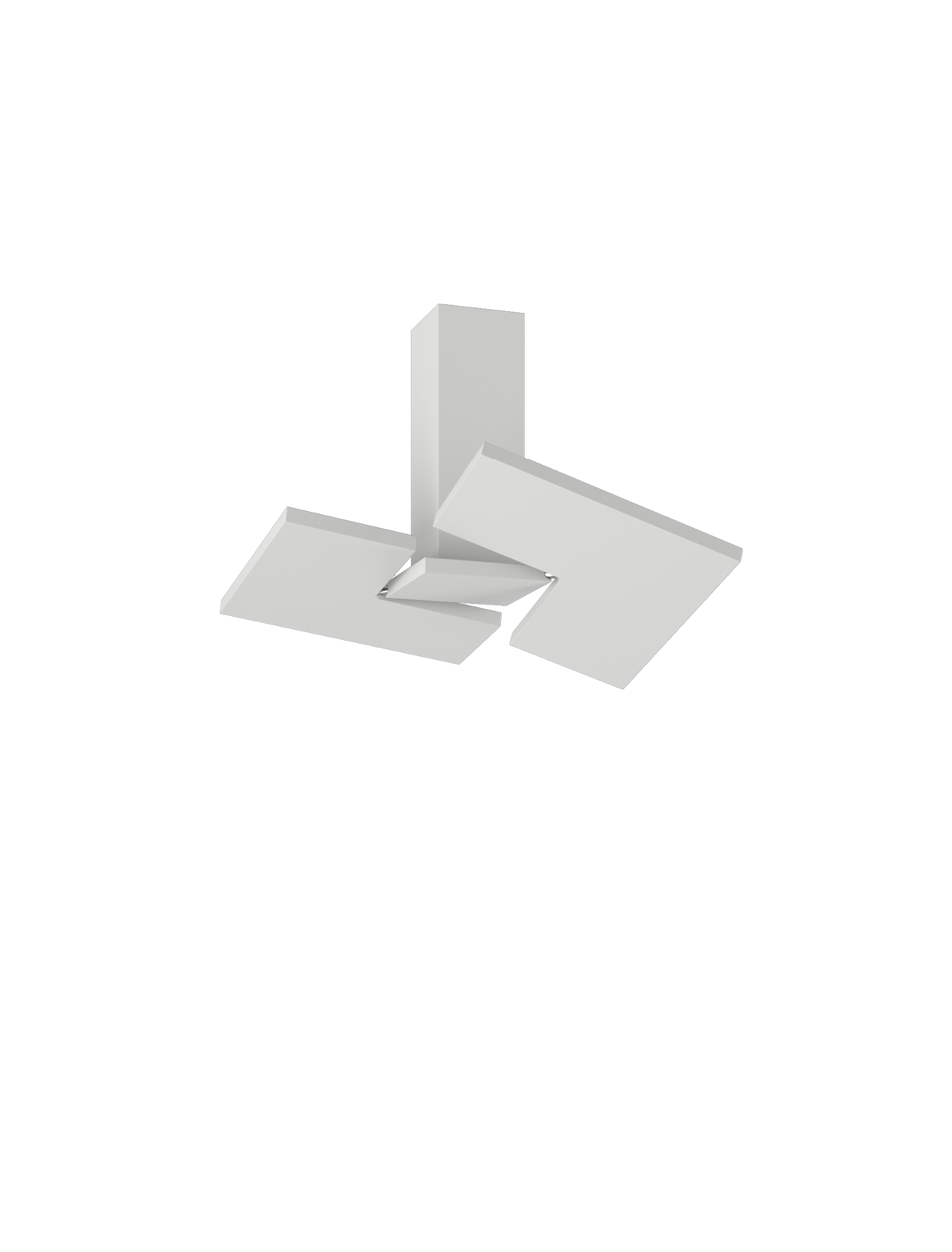 Puzzle-Twist-Ceiling-White