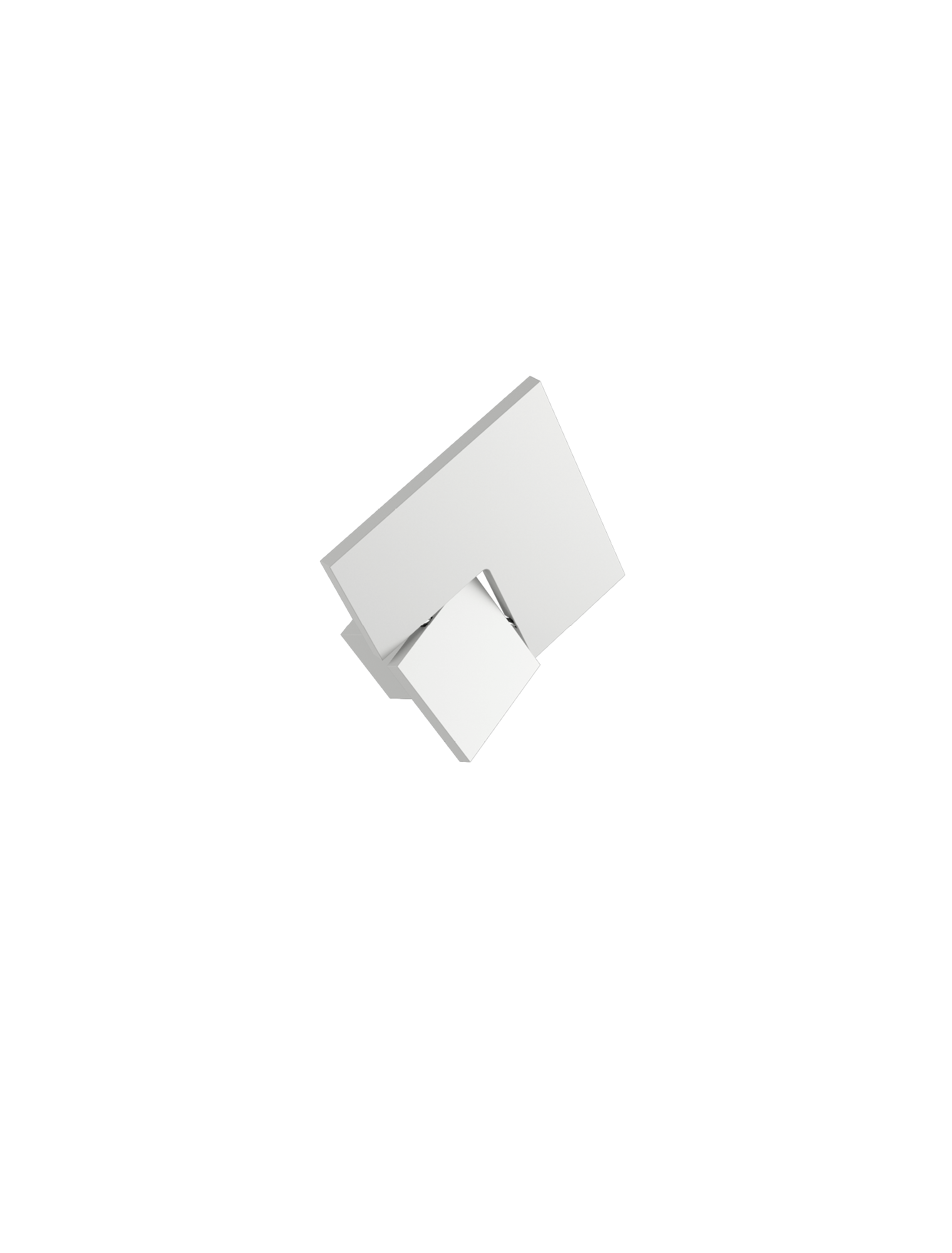Puzzle-Twist-Wall-White