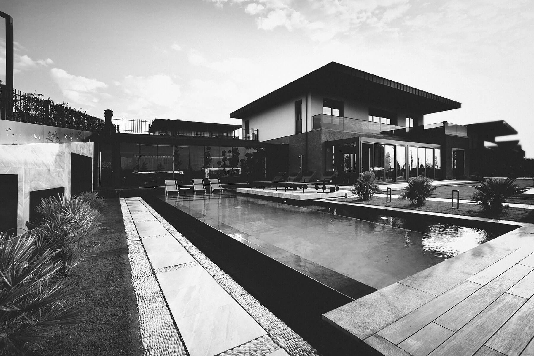 HB Villa, Mesa Nurol Yeşil Yaka Koru Villas, Istanbul – TR