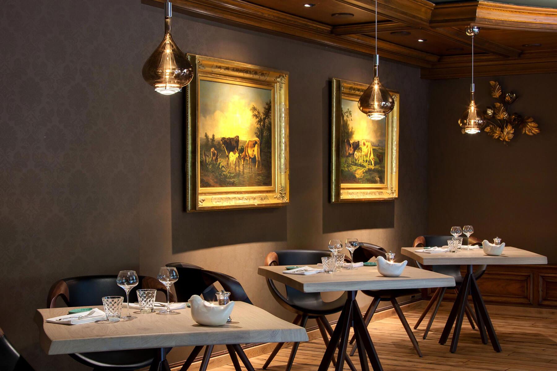 La Chenaudière Restaurant