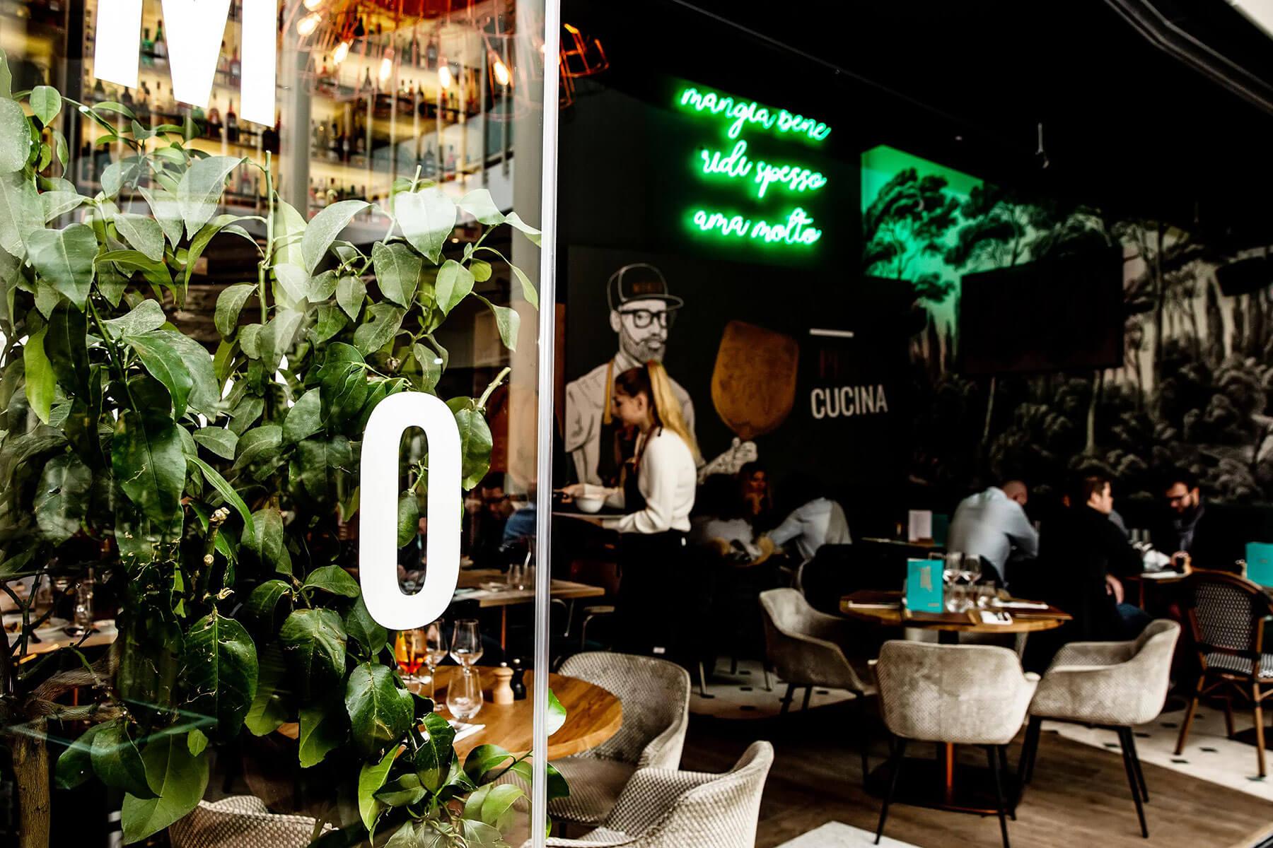 Monzù Restaurant, Bordeaux – FR