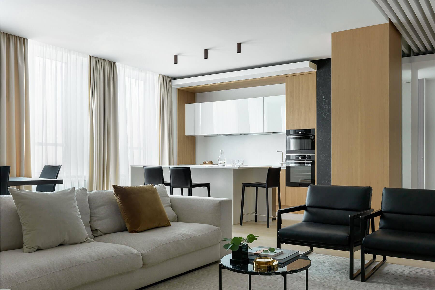 Private Apartment Leninskij, Moscow – RU